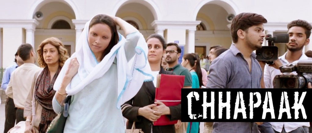 CHHAPAAK Movie Review: Disturbing Yet A Must Watch!
