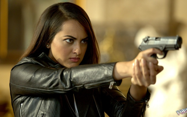 Sonakshi Sinha Shares BTS Form FORCE 2 And We Wonder, Is She Doing Action Again?