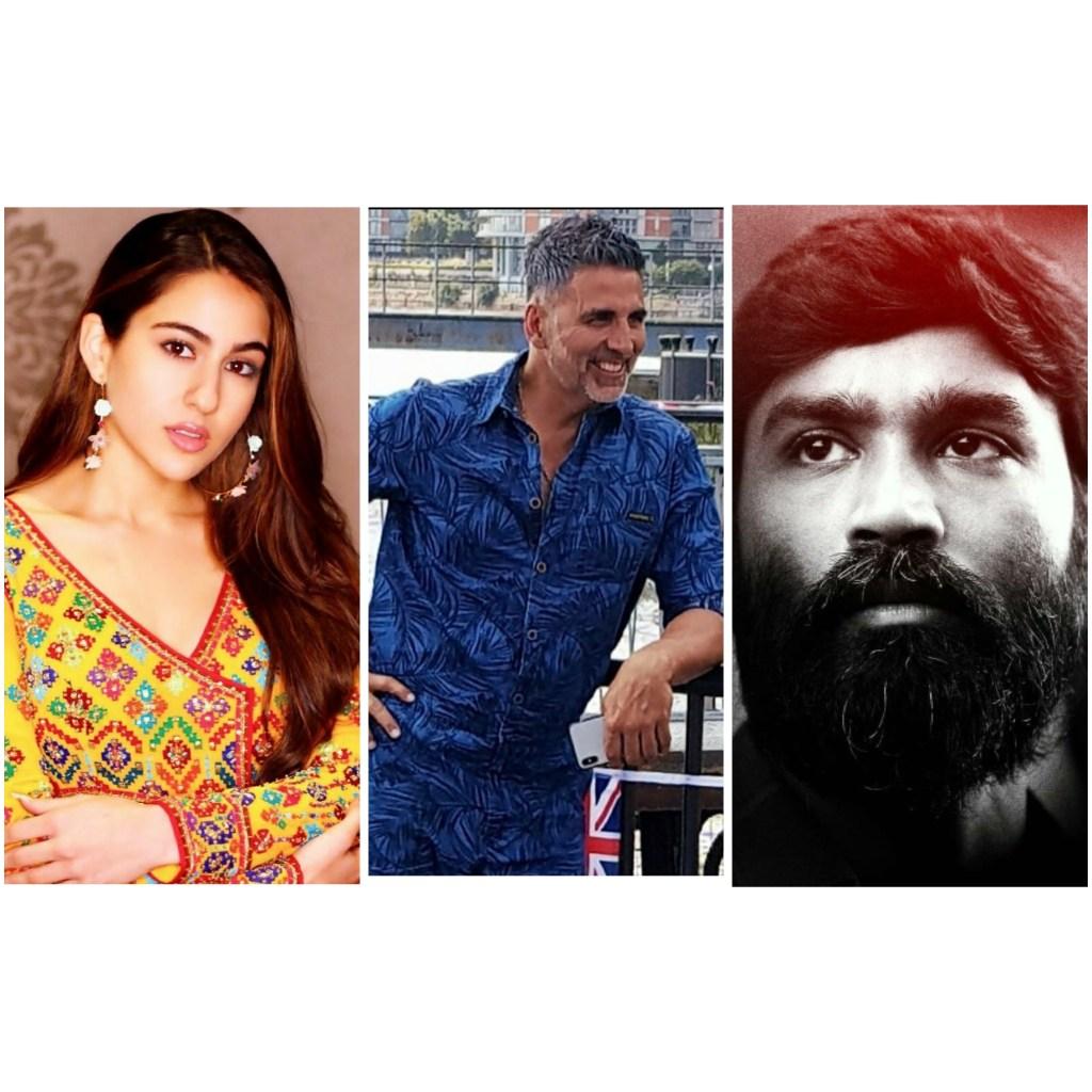 Akshay Kumar To Join Sara Ali Khan & Dhanush's Next?