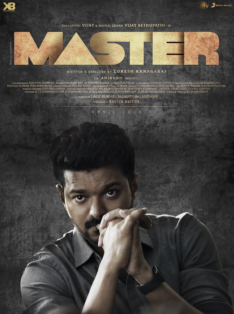 Makers Of MASTER Starring Thalapathy Vijay & Vijay Sethupathi Have A surprise For The Audience