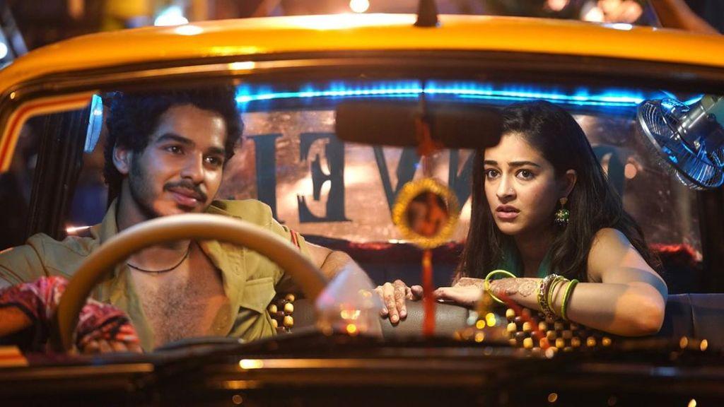 Ishaan Khatter Shares First Look Of His Upcoming Film Khaali Peeli