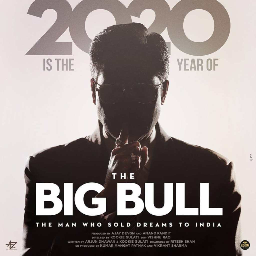 THE BIG BULL: First Look Of Abhishek Bachchan Is Out & It's Intriguing