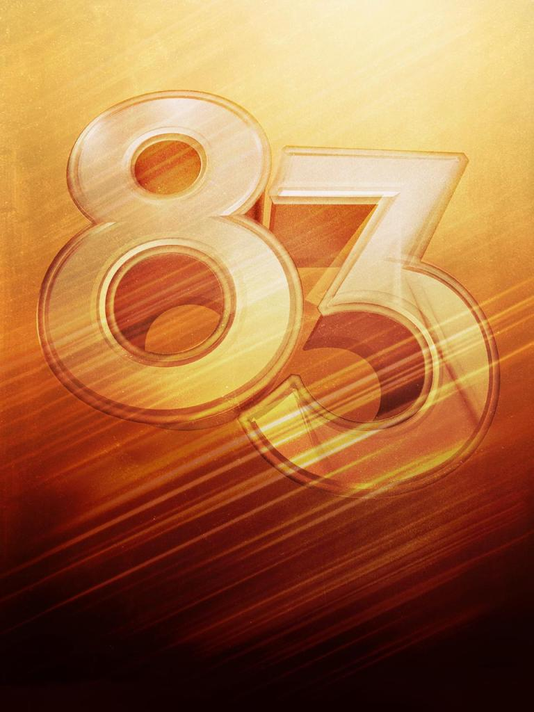 The Much Awaited Logo Of Ranveer Singh's Film 83 Is Out!