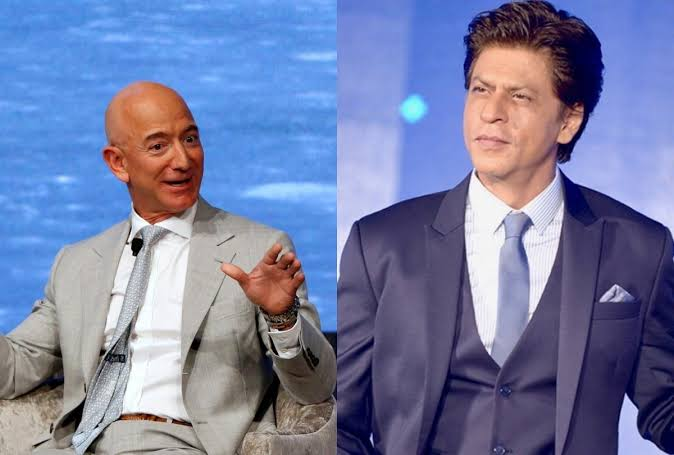 Shah Rukh Khan & Jeff Bezos' Video Of Full Chat OUT & It's Unmissable!