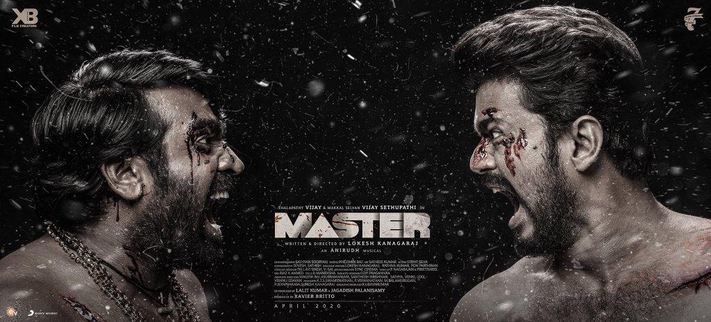 Master Third Look: Vijay & Vijay Sethupathi's Fierce Look Will Give You Chills