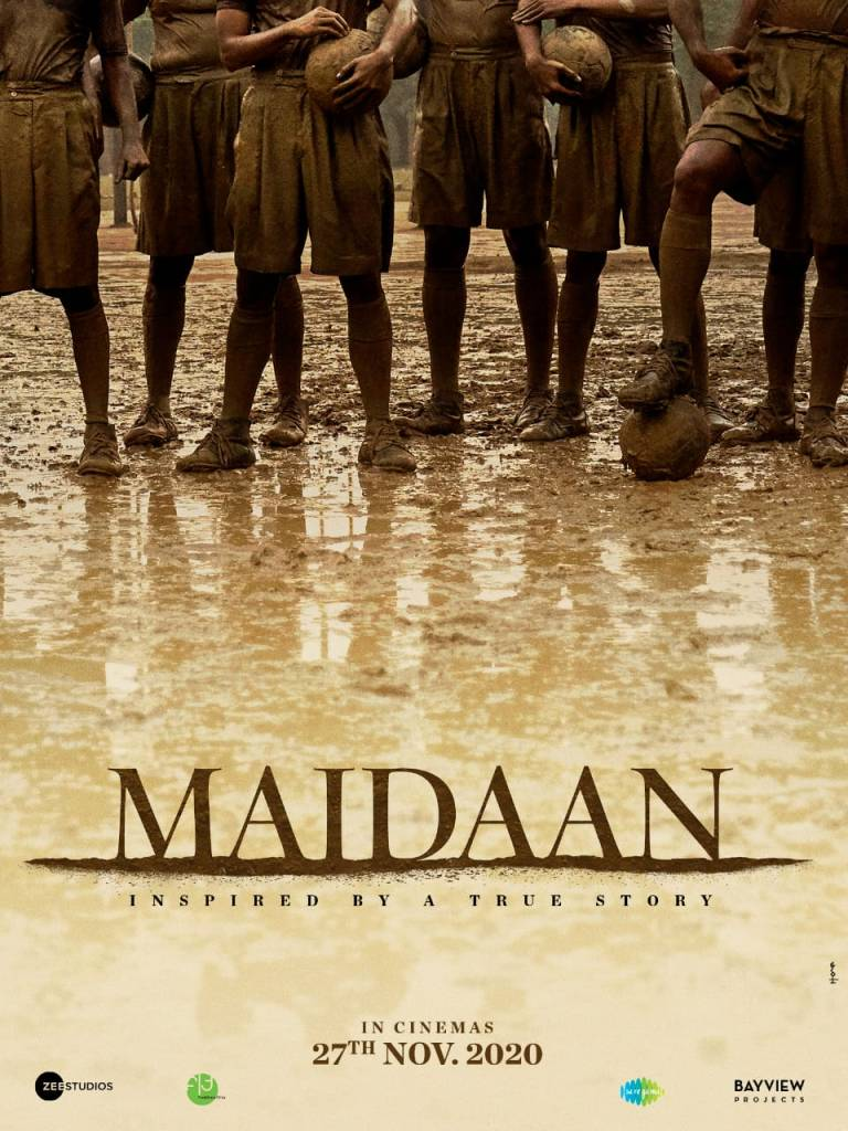 MAIDAAN: First Look Poster Of This Ajay Devgn Starrer Sports Drama Is Out!