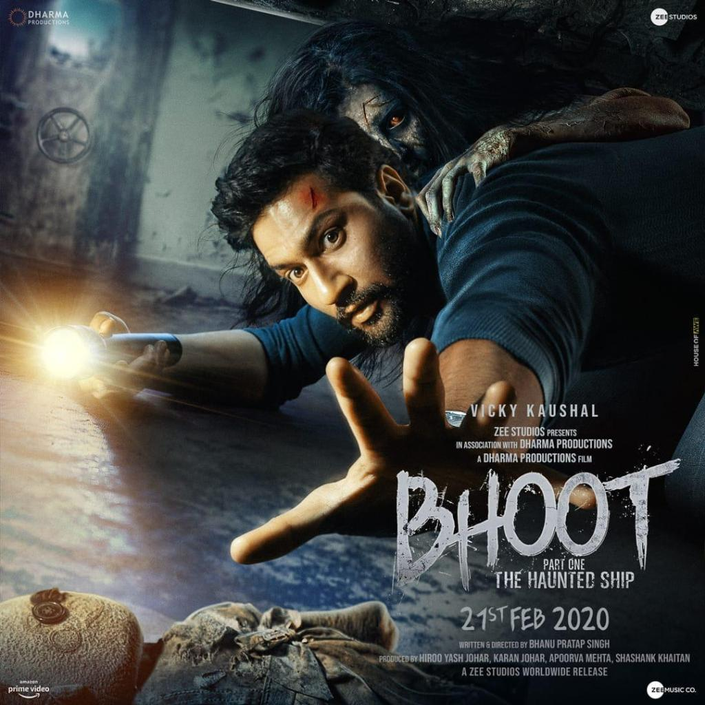 The Spooky Posters Of Bhoot Part 1: The Haunted Ship Are Out!