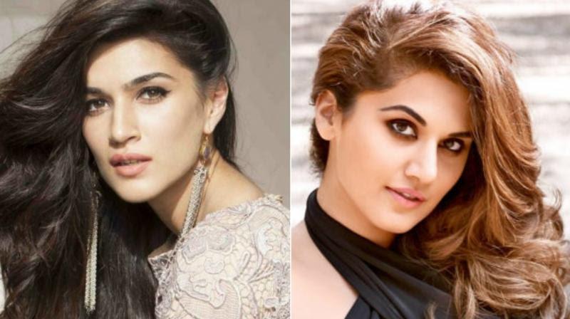 It's Taapsee Pannu VS Kriti Sanon To Be Bollywood's Lola For The Hindi Remake Of Run Lola Run
