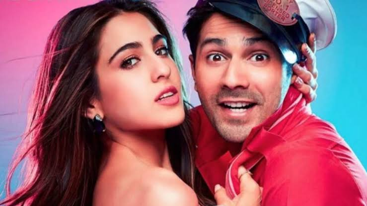 Varun Dhawan & Sara Ali Khan To Dance EXACTLY Same As Govinda, Karisma Kapoor For Coolie No. 1's Main Toh Raste Se