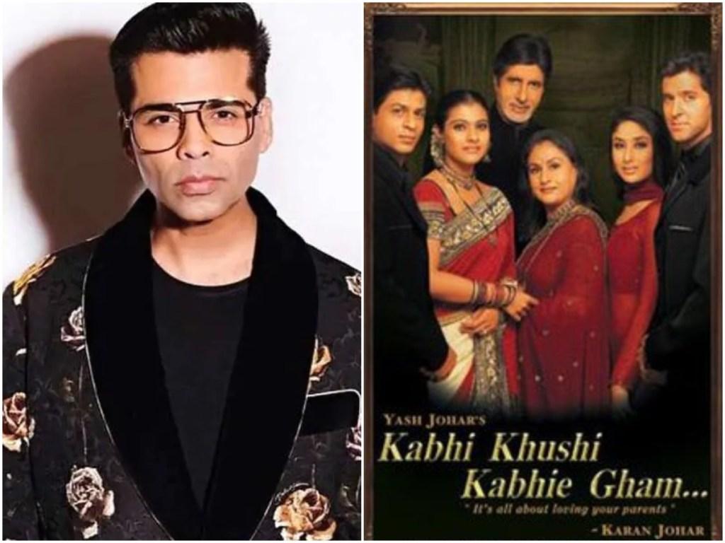 Karan Johar Talks On Why Kabhi Khushi Kabhi Gham Is The Biggest Slap On His Face
