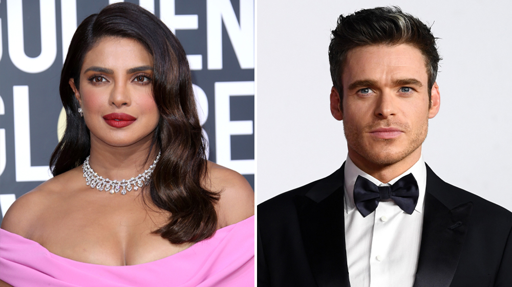 Priyanka Chopra To Make Her Amazon Prime Debut With Richard Madden