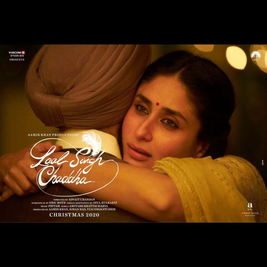 Aamir Khan And Kareena Kapoor Khan Romance In Punjab For Laal Singh Chaddha