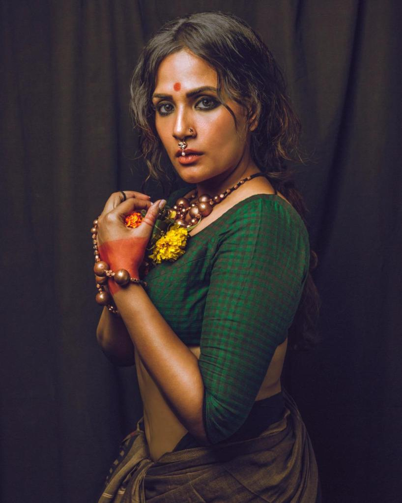 Richa Chadha's Look From Her Next Film Is Out, Check It Out Here!