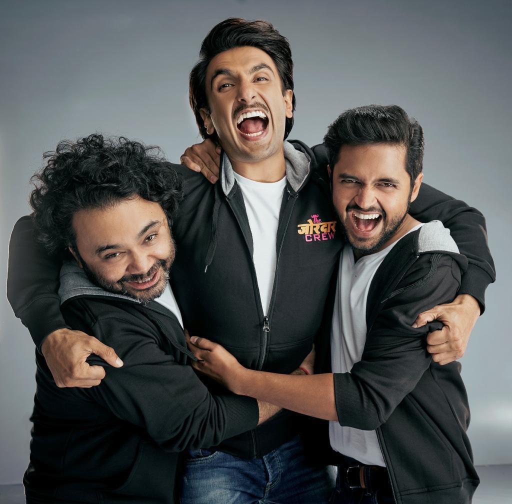 It's A Wrap For Ranveer Singh Starrer JAYESHBHAI JORDAAR