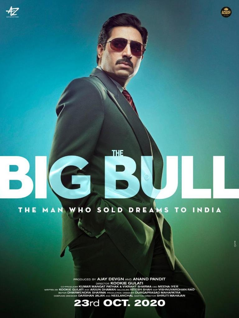 Abhishek Bachchan's THE BIG BULL To Release On THIS Date!