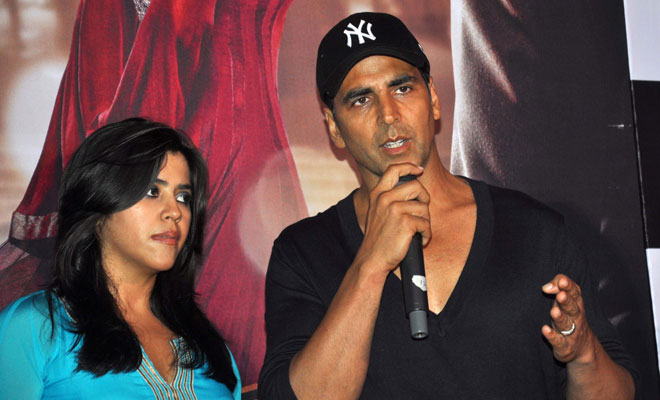 Akshay Kumar Next Is An Action-Comedy, Joins Hands With Ekta Kapoor!