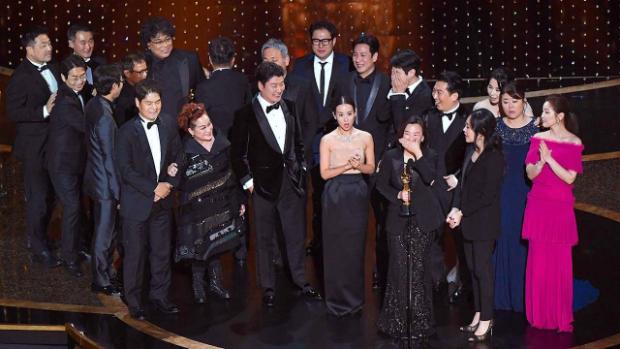 South Korean Film Makes History, Wins Four Oscars