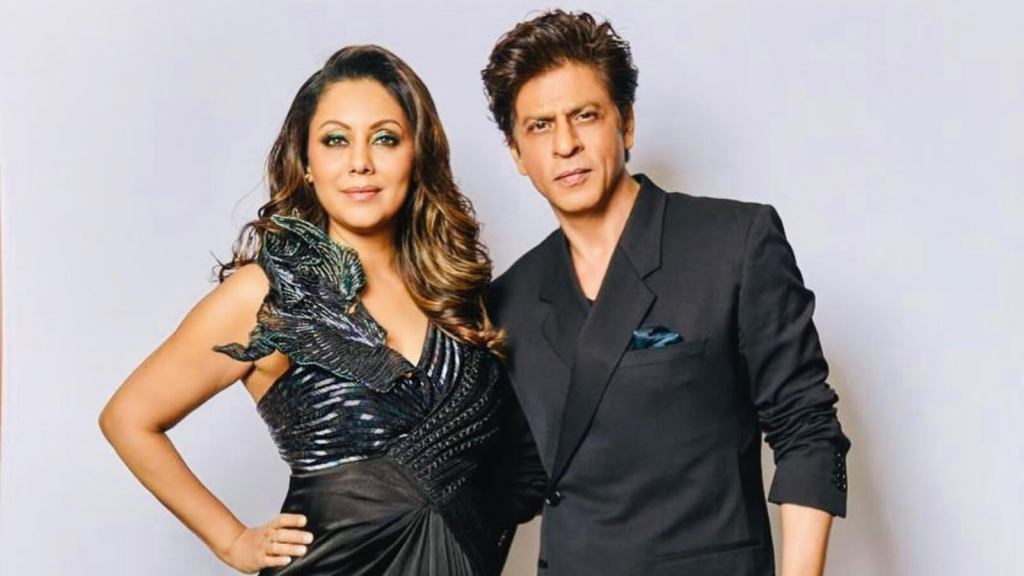 Gauri Khan Has A Second Career Option For Shah Rukh Khan & It's Interesting!