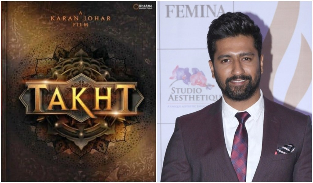 Vicky Kaushal Talks About The Authenticity Of The Period Drama TAKHT