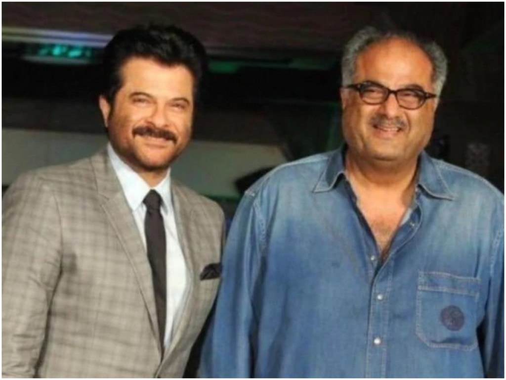 Boney Kapoor Approves Mr. India 2 Without Anil Kapoor's Knowledge