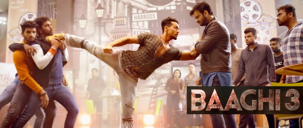 Box Office Prediction Of BAAGHI 3