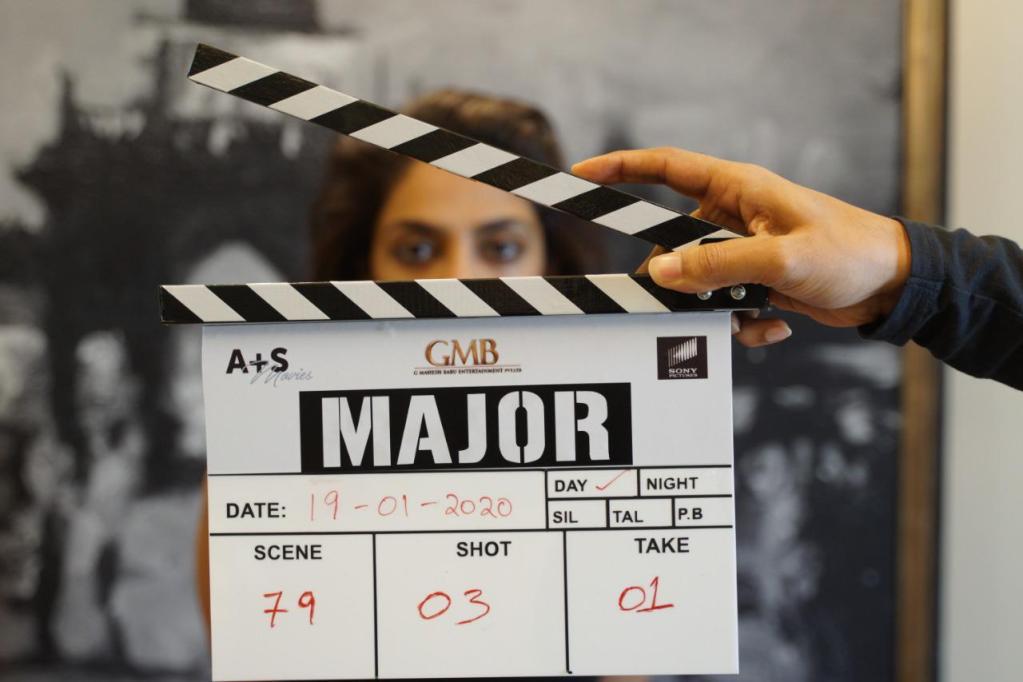 Sobhita Dhulipala Is All Set To Make Her Telugu Debut With MAJOR