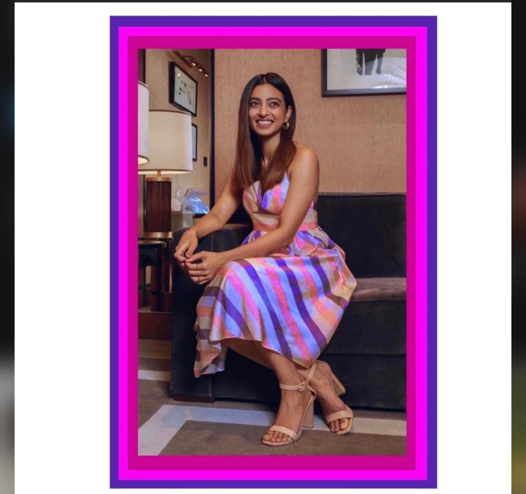 """""""Sleepwalkers is a very passionate project for me and the entire team"""" shares Radhika Apte on her directorial debut"""