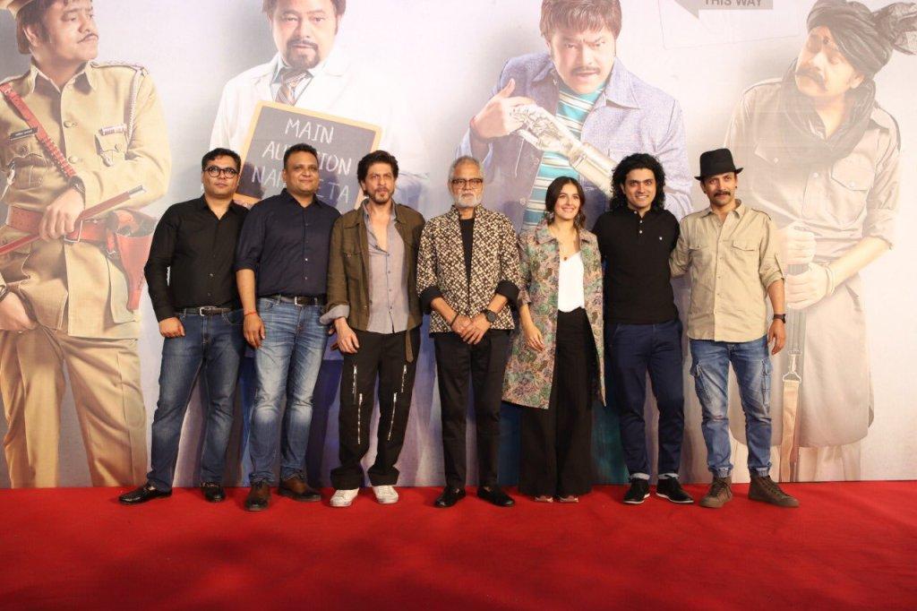 Shah Rukh Khan Has A Beautiful Message For Sanjay Mishra Starrer KAAMYAAB
