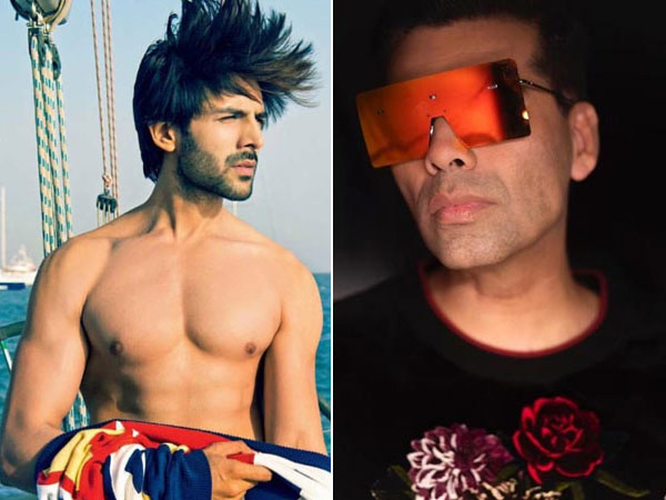 Karan Johar Calls Kartik Aaryan Ingenious On Social Media, Praises His Hit Series Koki Poochega!