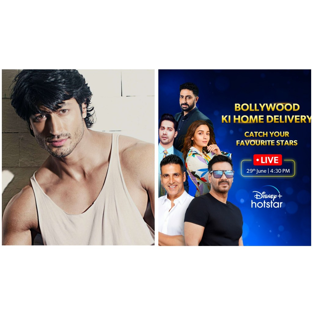 After Disney+ Hotstar's BIG Announcement Tweet About 7 Films Releasing On The App, Vidyut Jammwal Takes A Subtle Dig