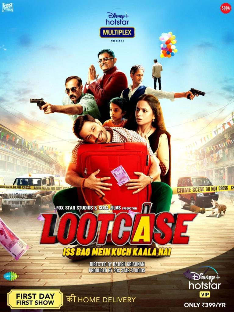 Fox Star Hindi's Comedy-Drama 'Lootcase' Starring Kunal Kemmu Is All Set To Stream On Disney+ Hotstar