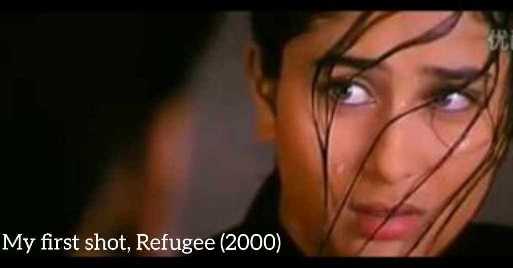 Kareena Kapoor Khan Shares A Picture Of Her First Shot From The Film Refugee As She Completes 20 Years In Bollywood