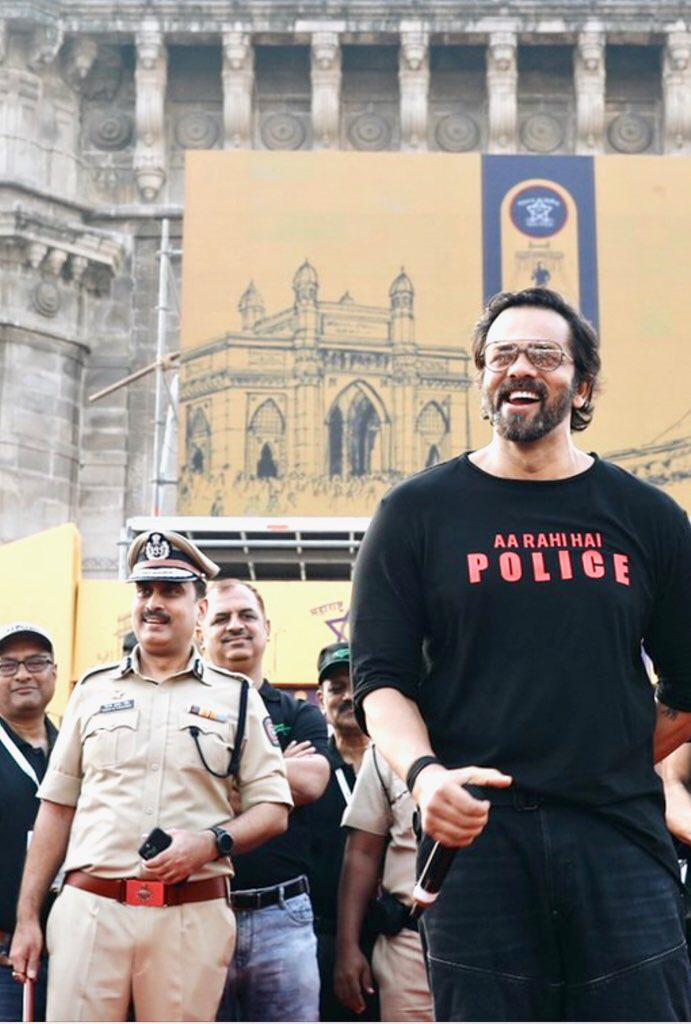 Mumbai Police Thank Rohit Shetty For His Never Ending Help For Them Throughout The Lockdown