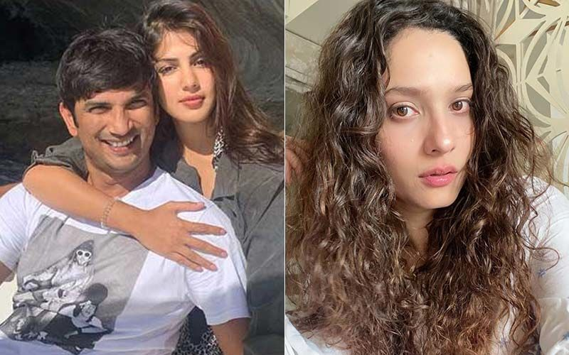 Sushant Singh Rajput's Sucide Case: Ankita Lokhande REVEALS Rhea Chakraborty Was Harassing Sushant