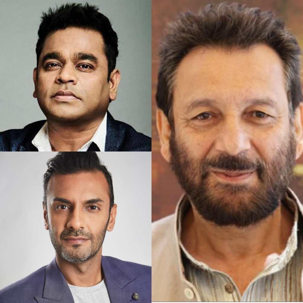 Oscar Winner AR Rahman, Director Shekhar Kapur & Shyamal Vallabhjee Come Together To Fight Depression