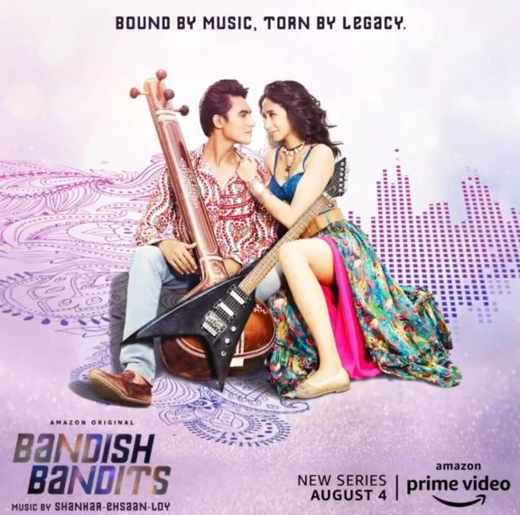 Amazon Prime Video's Bandish Bandit Releases New Track- 'Couple goals' From Its Album
