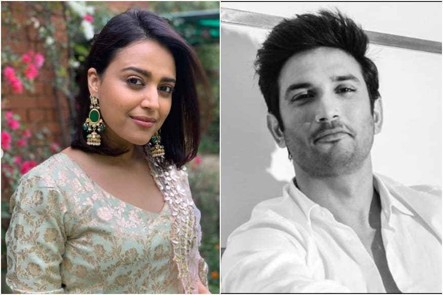Sushant Singh Rajput Case: Swara Bhasker Asks Why Can't People Accept That The Actor May Have Been Depressed!