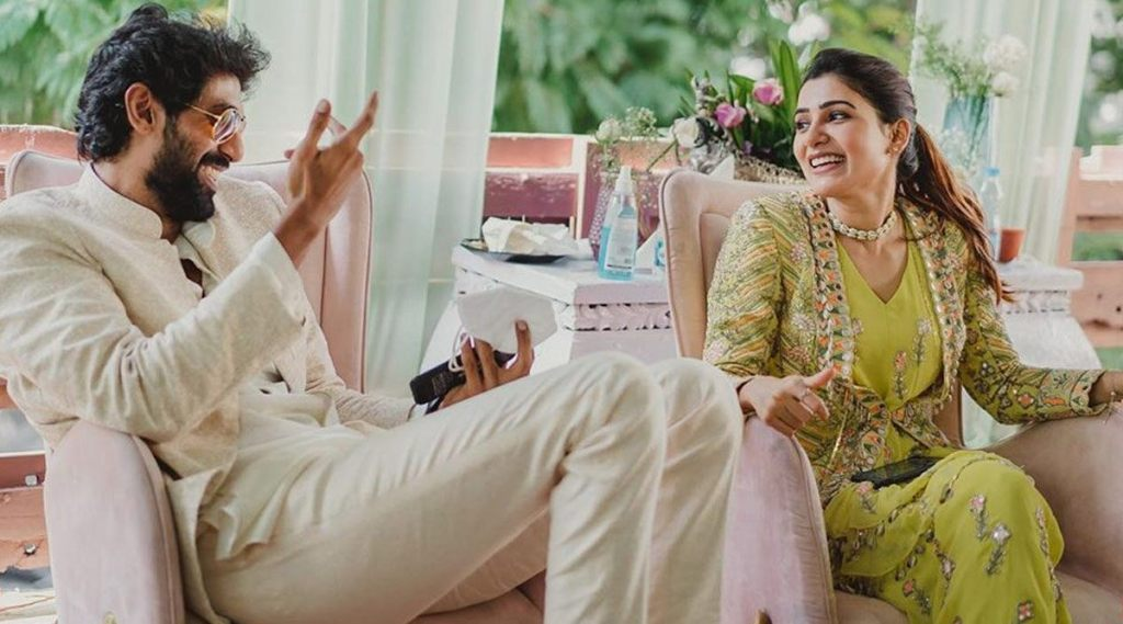 Rana Daggubati & Meehika Bajaj's Lockdown Wedding Is A Small Dreamy Affair