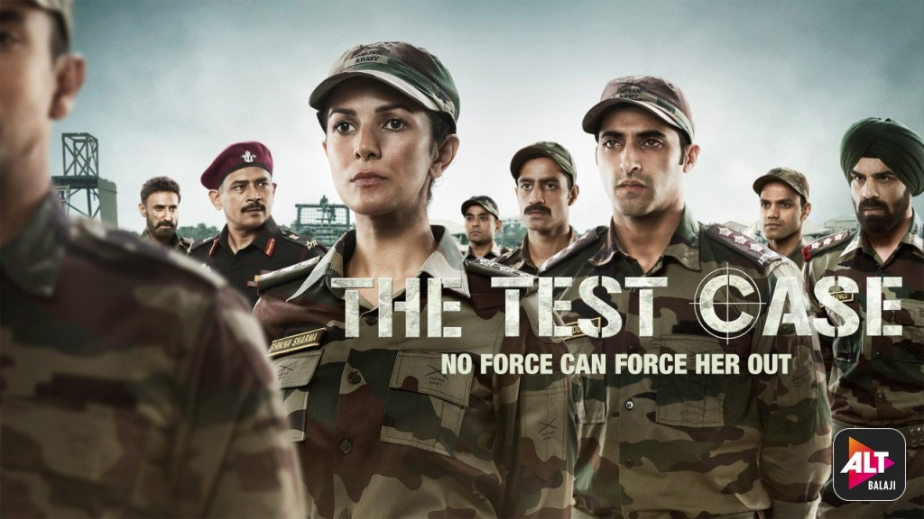 ALTBalaji & ZEE5 Salutes The Army Spirit By Announcing The Test Case 2!