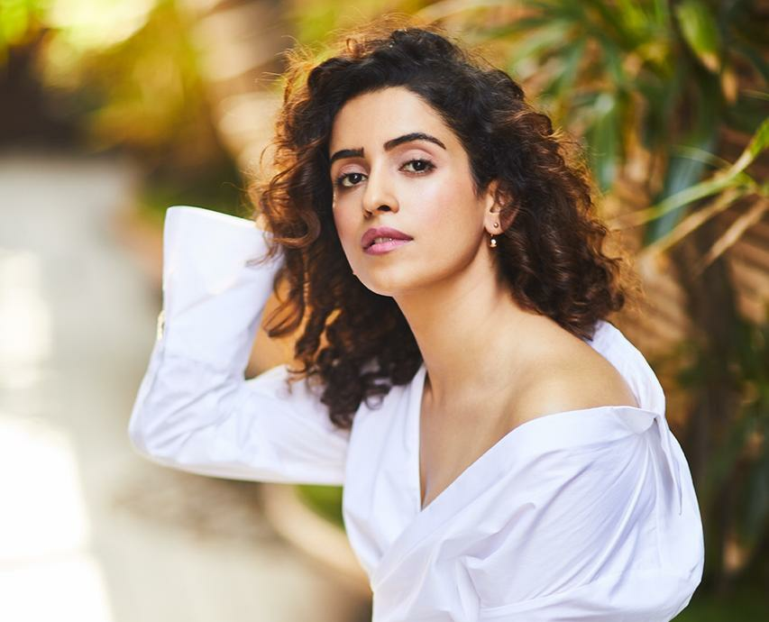 """The moment I reached the set, my worries faded"", Shares Sanya Malhotra On Her Recent Shooting Experience"