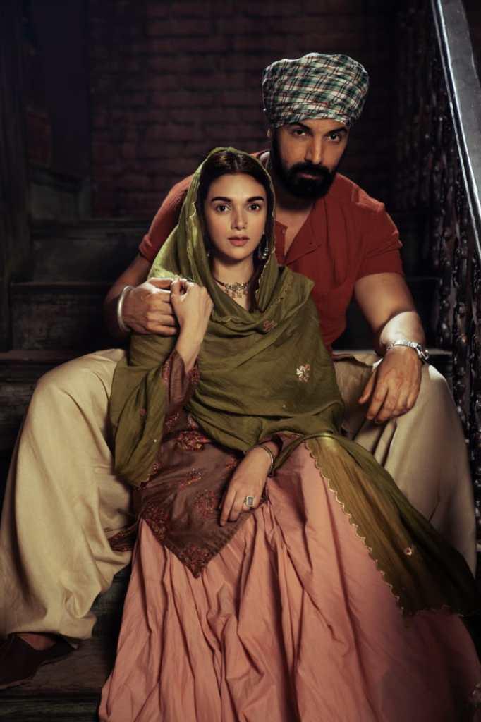 John Abraham & Aditi Rao Hydari To Play Arjun Kapoor's Grandparents In Arjun-Rakul's Next