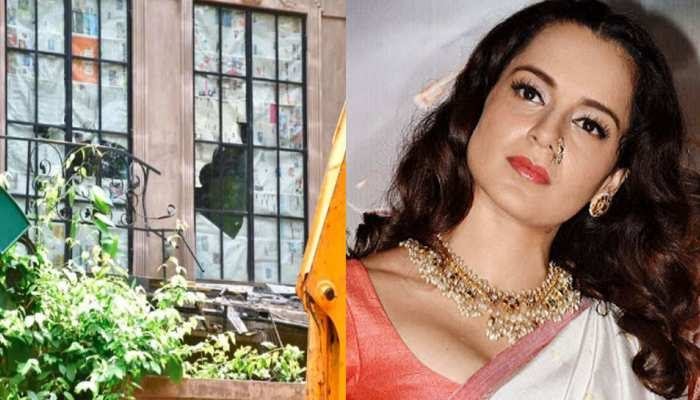 BMC May Fall In Trouble For Demolishing Kangana Ranaut's Property, Might Have To Pay A Heavy Price?