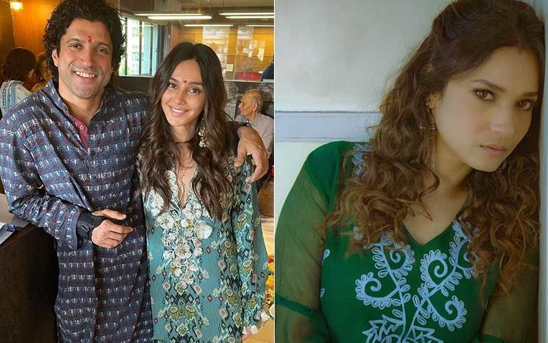 Farhan Akhtar Started Trending On Twitter After Shibani Dandekar Tweets About Ankita Lokhande