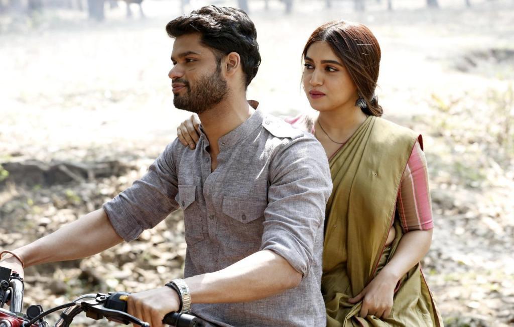 Bhumi Pednekar And Karan Kapadia To Feature In An Endearing Love Ballad For Durgamati - The Myth