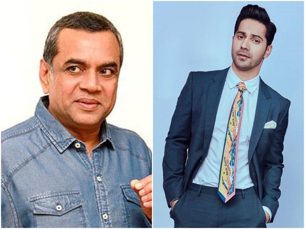 Did You Know! Varun Dhawan Was Suppose To Play Harshad Mehta In A Film Produced By Paresh Rawal
