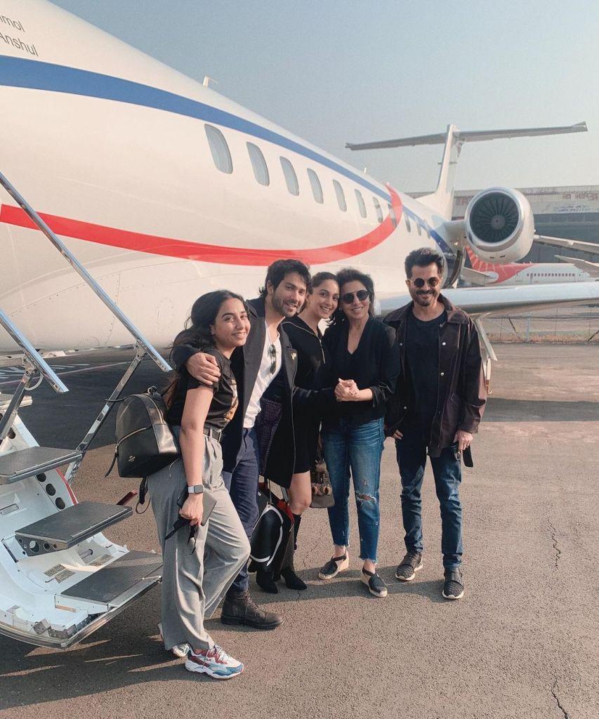 Varun Dhawan, Neetu Kapoor, Director Raj Mehta Tested Negative For COVID-19, Ready To Resume Jug Jugg Jeeyo