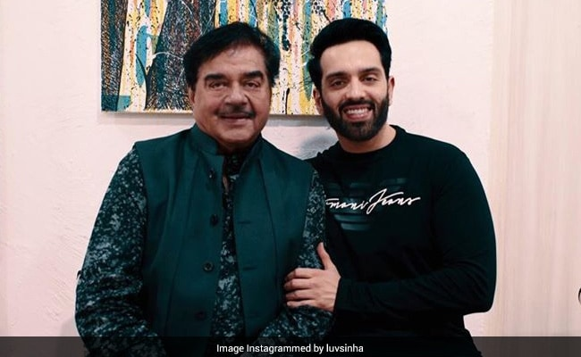 Luv Sinha Dreams Of Being A Part Of The Remake Of His Father Shatrugan Sinha's Cult-Hit Film Vishwanath Or A Negative Role In Krissh 4