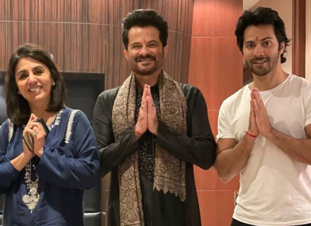 Anil Kapoor, Neetu Kapoor, Varun Dhawan, And Raj Mehta Tested Positive For Covid19 Amid The Shooting Of Jug Jugg Jeeyo