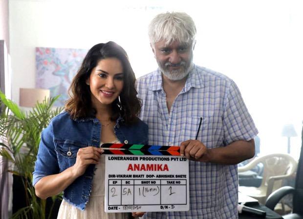 Sunny Leone Comes On Board For Vikram Bhatt's Web Show, Anamika