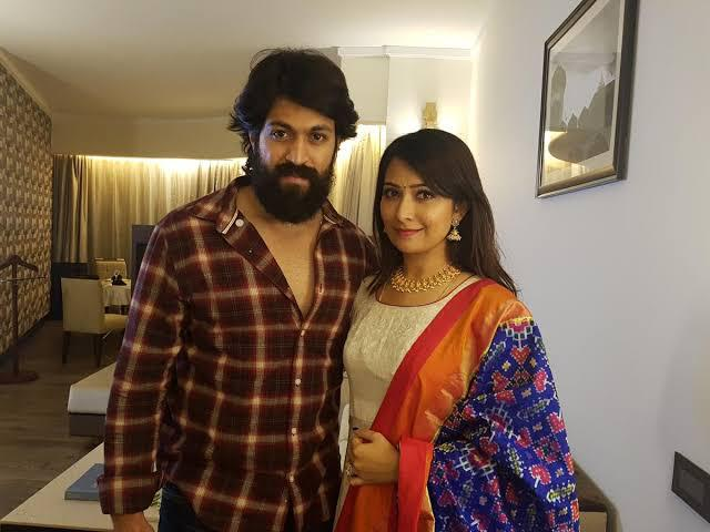 KGF Fame Yash And Wife Radhika Come Onscreen Together After 4 Years! Check This Out!